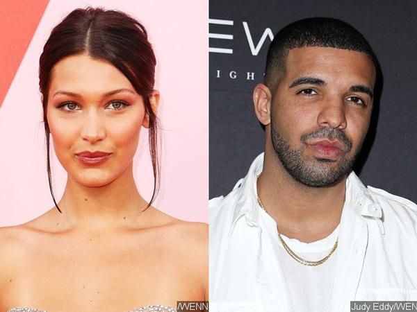 Bella Hadid dan Drake Dikabarkan Telah Resmi Berpacaran!
