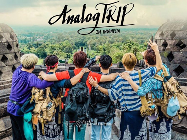 TVXQ dan Super Junior Bintangi 'Analog Trip' In Indonesia
