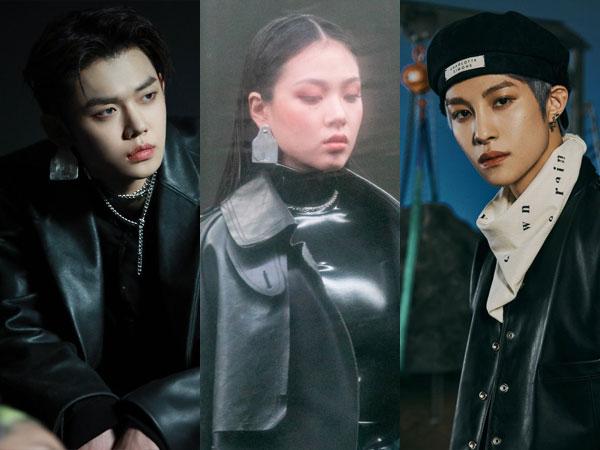 Yeonjun TXT, YangYang WayV, dan BIBI Kenalkan Karya Desainer Lokal di New York Fashion Week