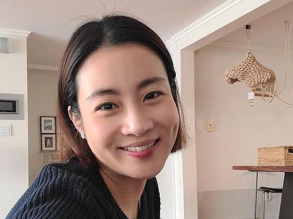Bumil Cantik, Kang So Ra Bagikan Foto Pertama Pasca Umumkan Hamil