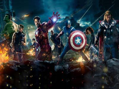 Duh, Kru 'Avengers' Temukan Mayat Saat Syuting Perdana di Korea!