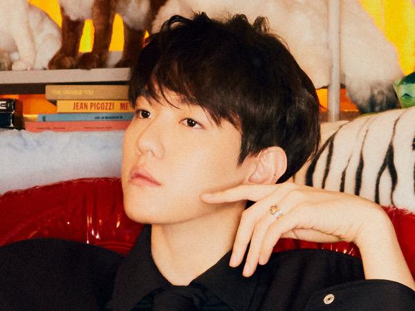 Baekhyun Kembali Raih Predikat Million Seller untuk Album Solo Bambi
