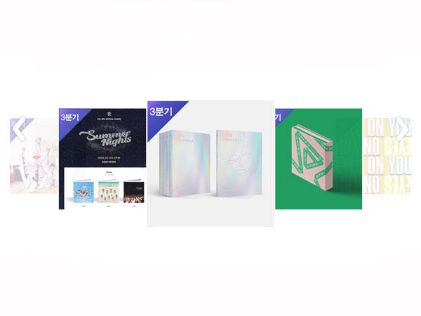 8th Gaon Chart Music Awards Rilis Daftar Kategori Penghargaan yang Dinominasikan