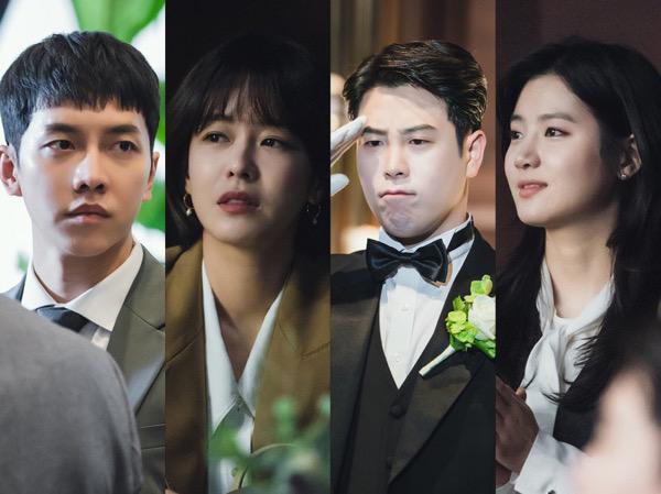 Saat Pernikahan P.O Block B Jadi Menegangkan di Episode Baru Drama Mouse