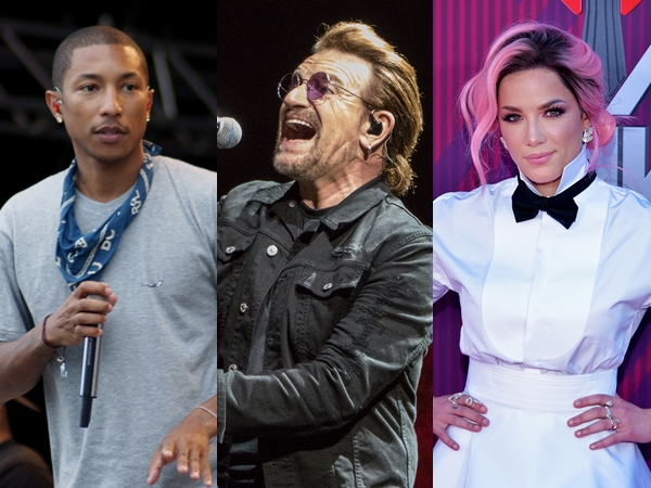 Bono, Hasley, Hingga Pharrell Williams Akan Bintangi Film 'Sing 2'