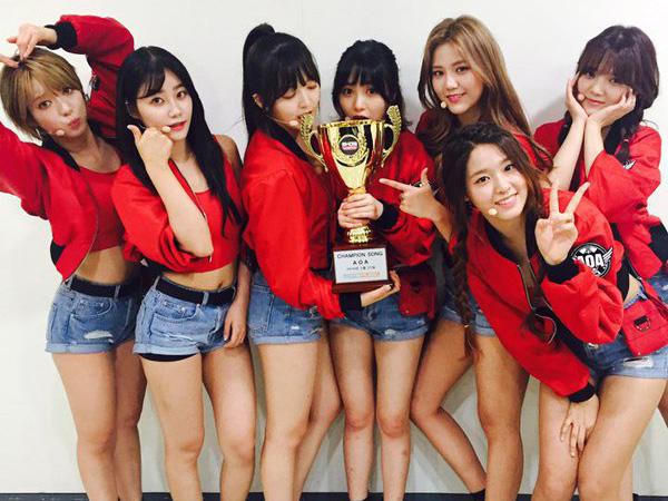 Akui Alami Kesalahan Teknis, 'Music Bank' Batal Menangkan AOA