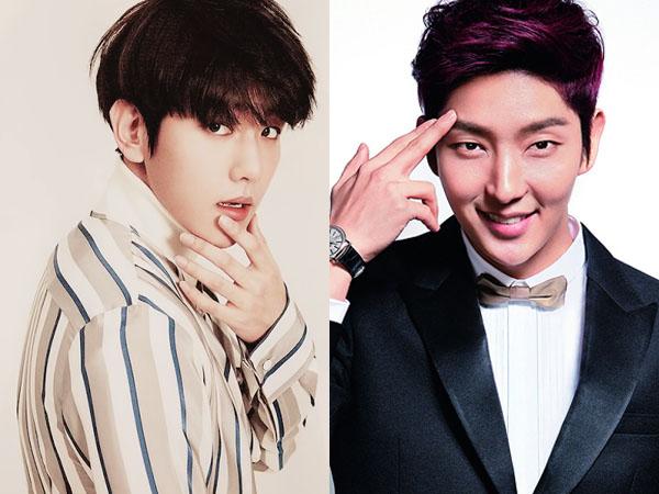 Dapat Jamuan Makan dari Fans Baekhyun EXO, Begini Bentuk Terima Kasih Lee Jun Ki