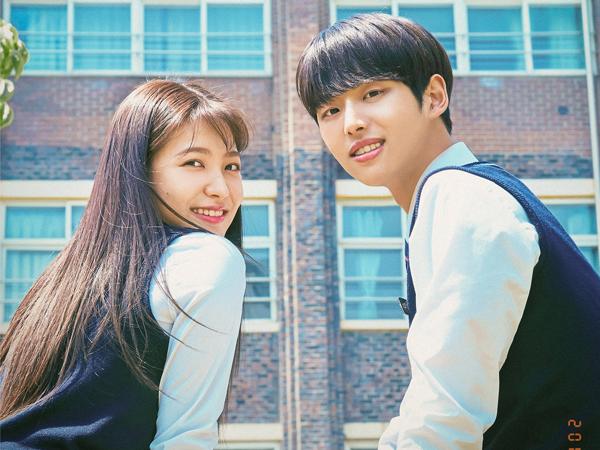Yeri Red Velvet dan Hongseok PENTAGON Tampil Serasi di Poster Web Drama 'Blue Birthday'