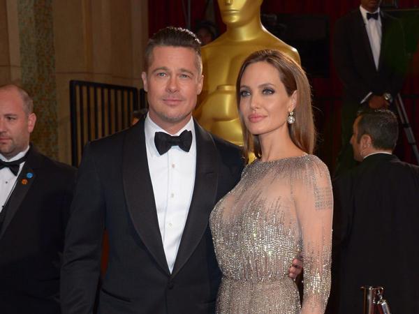 Terus Ulur Proses Perceraian, Angelina Jolie Ingin Balikan dengan Brad Pitt