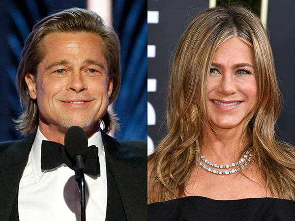 Brad Pitt dan Jennifer Aniston Disebut Tinggal Bareng dan Bakal Adopsi Anak