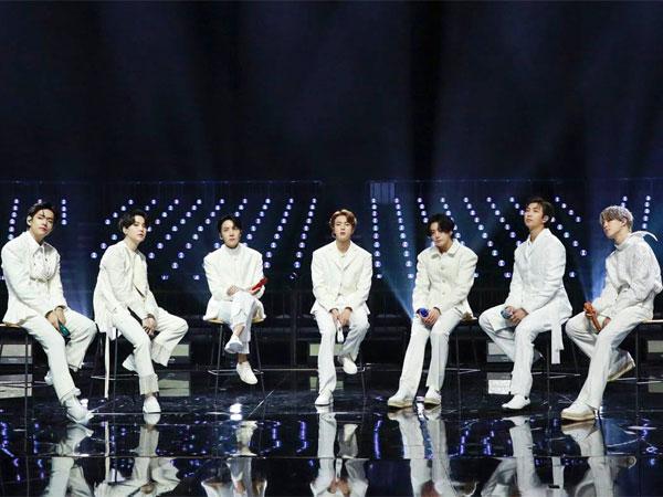 'Life Goes On' No. 1 di Billboard, Ini Sederet Rekor yang Dipecahkan BTS
