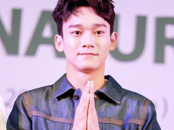 Chen EXO Putuskan Tak Mau lagi Terima Hadiah dari Fans, Apa Alasannya?