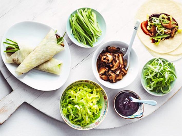 Intip Resep Sehat Veggie Chinese Pancakes Yuk!