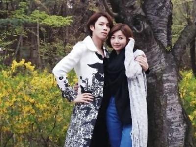 Apa Saja yang Dilakukan Heechul Bersama Puff Kuo Di Kencan Musim Semi Mereka?