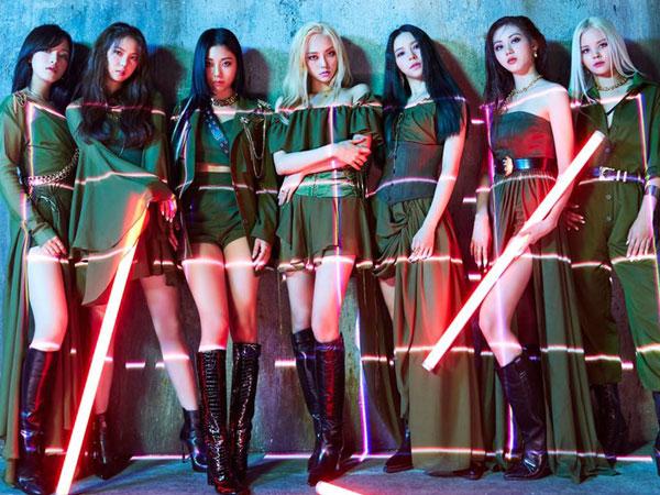 Single Album CLC 'Helicopter' Terjual Tiga Kali Lipat dari Sebelumnya