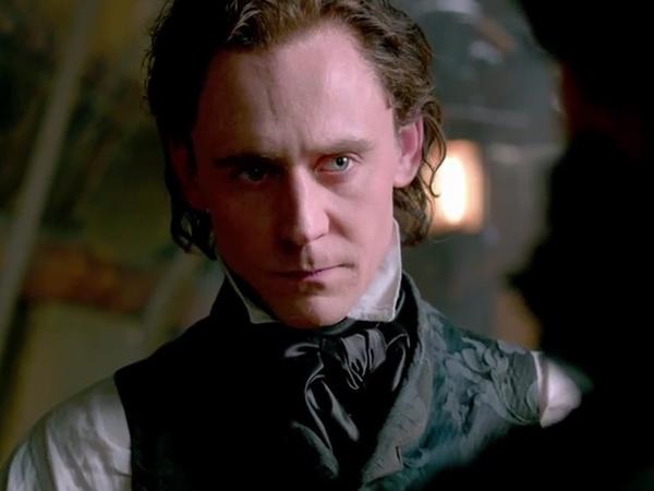 Intip Pesona Misterius Tom Hiddleston Di Trailer Terbaru 'Crimson Peak'