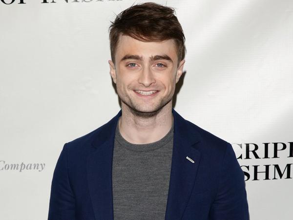Wah, Daniel Radcliffe Tak Tahan Dengan Fans yang Menangis