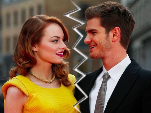 Tiga Tahun Pacaran, Emma Stone dan Andrew Garfield Akhirnya Resmi Putus!