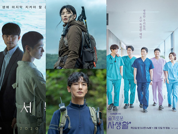 Daftar Film dan Drama Korea Terbaru yang Batal Tayang dan Tunda Syuting