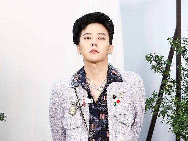 Hanya Ada 5 di Dunia, Inilah Fashion Item Termahal G-Dragon