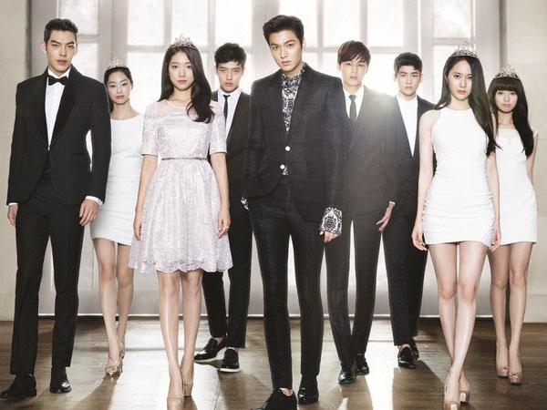 Rindu Drama 'The Heirs' ? Yuk Intip Kegiatan Para Pemainnya di Musim Panas 2014 Ini!