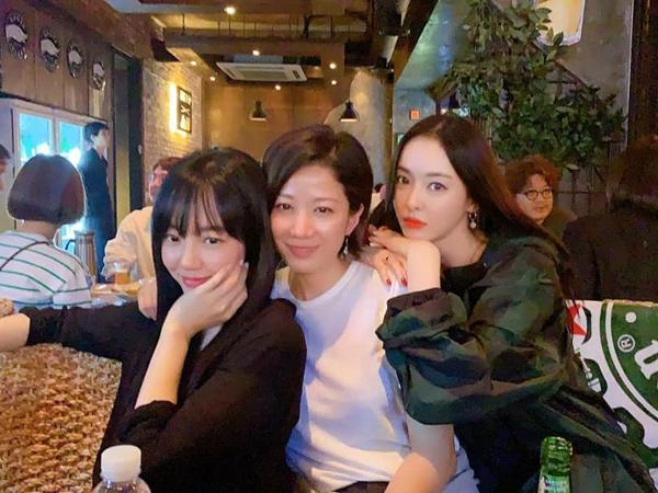 Reuni Pemain 'Search: WWW', Lee Da Hee, Im Soo Jung, dan Jang Hye Jin Dukung Film Baru Jang Ki Yong