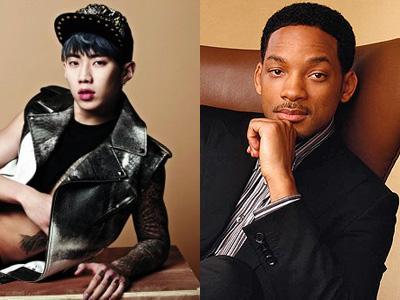 Wow, Jay Park Diminta Oleh Will Smith Secara Langsung untuk Isi OST Filmnya!