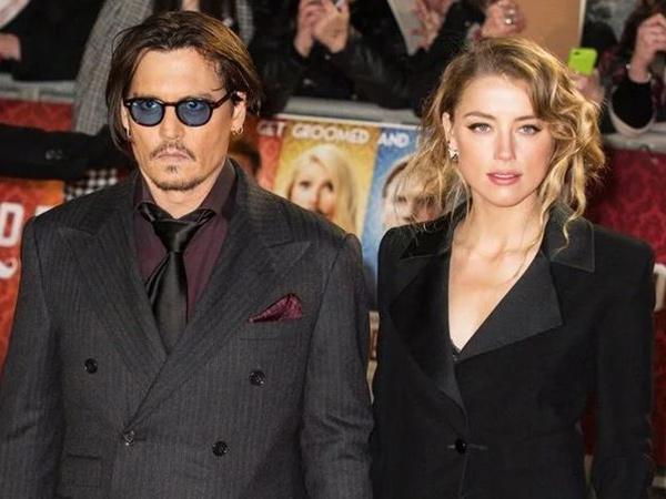 Percakapan Pesan Singkat Bocor, Johnny Depp Ingin Bakar dan Tenggelamkan Amber Heard
