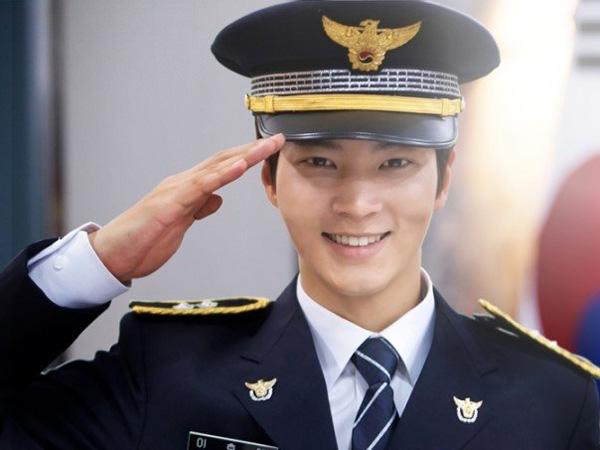 Wah, Joo Won Lulus Ujian Masuk Polisi untuk Wajib Militernya!