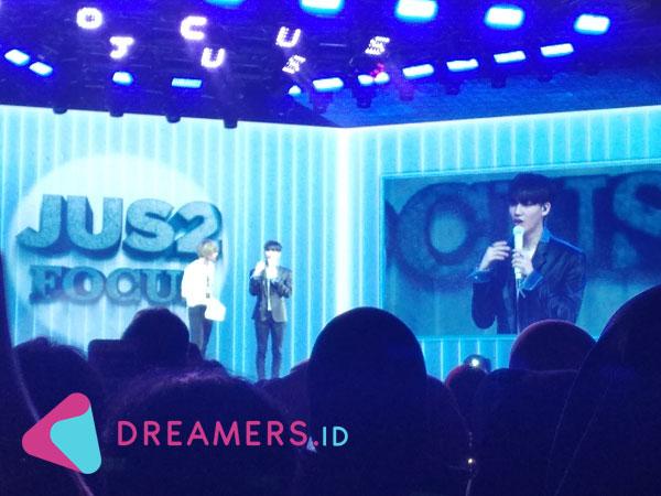Sub-Unit JUS2 GOT7 Sukses Gelar Showcase Perdana di Jakarta