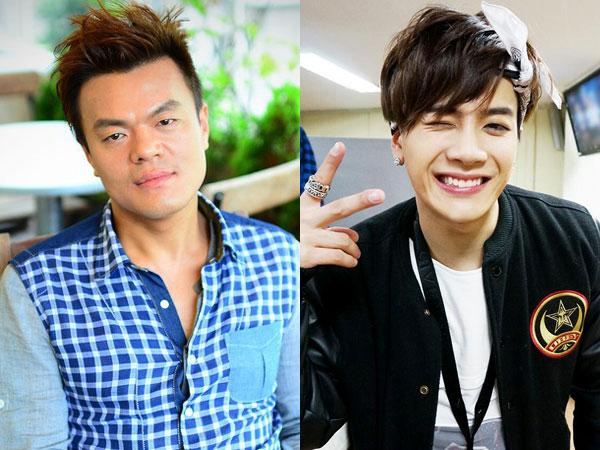 Wah, Park Jin Young Buat Nangis Jackson GOT7 dengan Kejutannya!