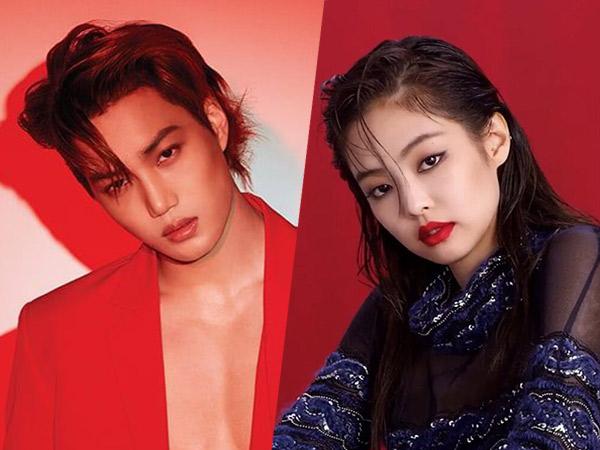 Seberapa Cocok Pasangan Kai EXO dan Jennie BLACKPINK Menurut Analisa Pembaca Wajah?