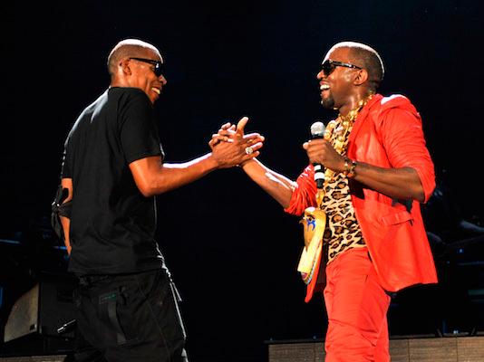 Persahabatan Kanye West dan Jay-Z Sudah Lama 'Memanas', Jay-Z Mau Baikan?
