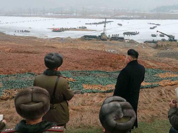 Korea Utara Siagakan Pasukan Di Perbatasan, Perang Korea Di Ambang Pintu