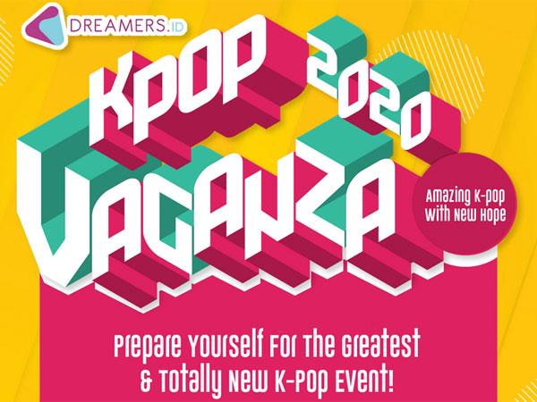 Jangan Sampai Terlewat! Ini Keseruan yang Bakal Ada di KpopVaganza Festival 2020