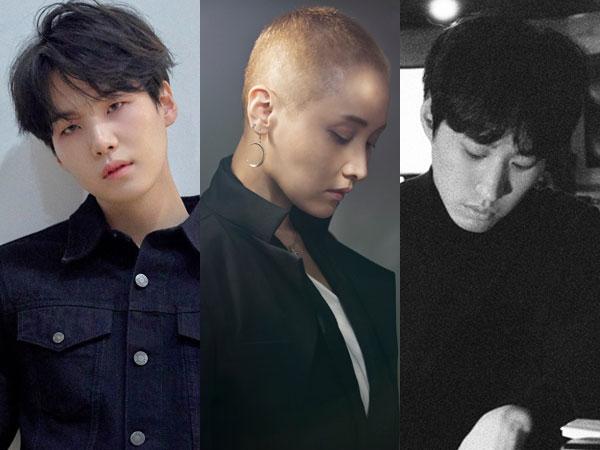Lee Sora 'Song Request' (ft. Suga), Harmoni Sendu dari 2 Generasi dan 3 Gaya Musik Berbeda