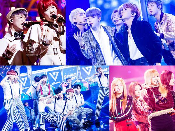 BTS Hingga IOI, Sederet Idola K-Pop Siap Meriahkan Panggung 'MelOn Music Awards 2016'!