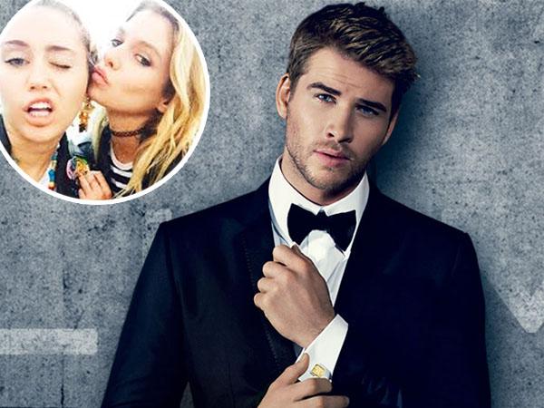 Miley Cyrus Pacari Stella Maxwell, Ini Reaksi Liam Hemsworth