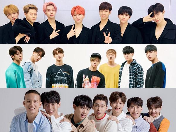 Heboh, Boy Group Monsta X hingga BTOB Dikabarkan Jadi Bintang Tamu di Penutupan Asian Games 2018