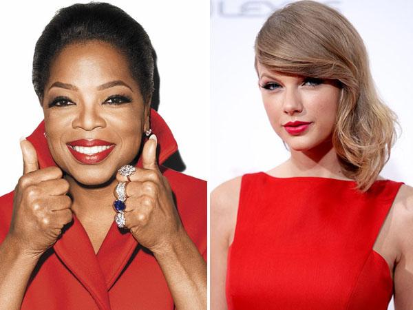 Oprah Winfrey Menangis Karena Taylor Swift, Apa Penyebabnya?
