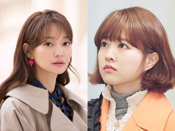 Usung Konsep Rom-Com, Apa Perbedaan 'Keberuntungan' Drama Shin Min Ah dan Park Bo Young!