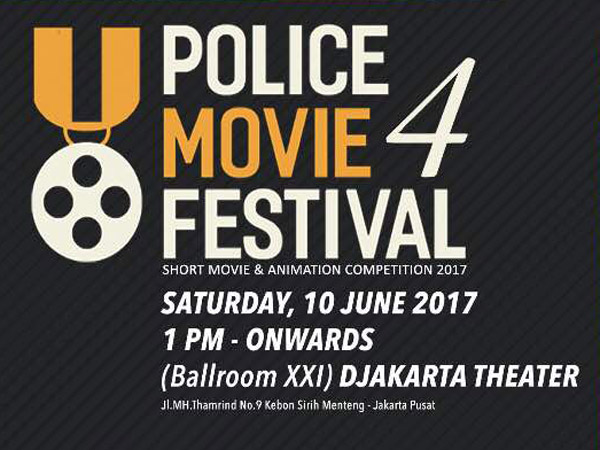 Perbedaan yang Tak Jadi Alasan Perpecahan di Gelaran 'Police Movie Festival 4'