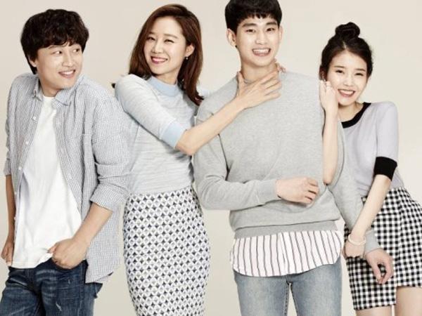 Cha Tae Hyun, Gong Hyo Jin, Kim Soo Hyun, & IU Pamer Keakraban di Poster KBS 'Producer'