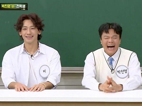 Rain dan JYP Ingin Bentuk Girlgrup Beranggotakan Anak Mereka