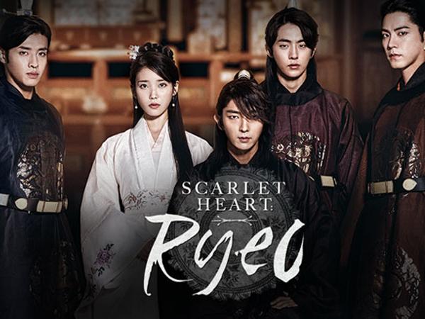 Bertabur Bintang, Harga Jual Drama 'Scarlet Heart' Capai Ratusan Miliar Rupiah!