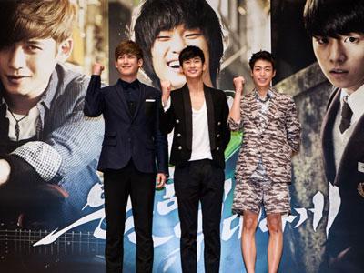 Film Kim Soo Hyun Akan Tampil di Festival Film Internasional