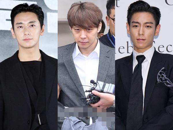 Seleb Korea yang Punya Catatan Kriminal Terancam Tak Bisa Tampil di TV