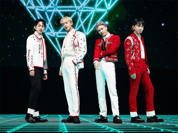 Konser Online SHINee Ditonton Ratusan Ribu Fans dari 120 Negara