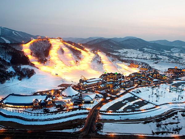 Kenali Tahapan 'Aman' Sebelum Menjajal Ski Resort 'Jaman Now' di Korea Selatan