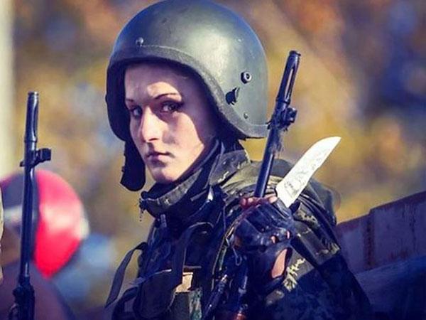Kisah Haru Dibalik Tewasnya Sniper Cantik 'Putri Salju' di Wilayah Konflik Ukraina